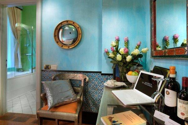 Graziella Patio Hotel - фото 9