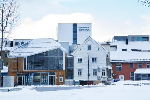 Comfort Hotel Xpress Tromso - фото 23