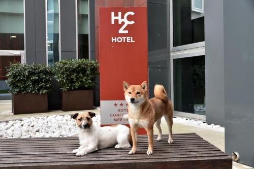 H2C Hotel Milanofiori - фото 21