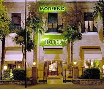 Hotel Moderno - фото 16
