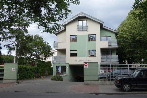 Apartament Cadena Sopot - фото 10