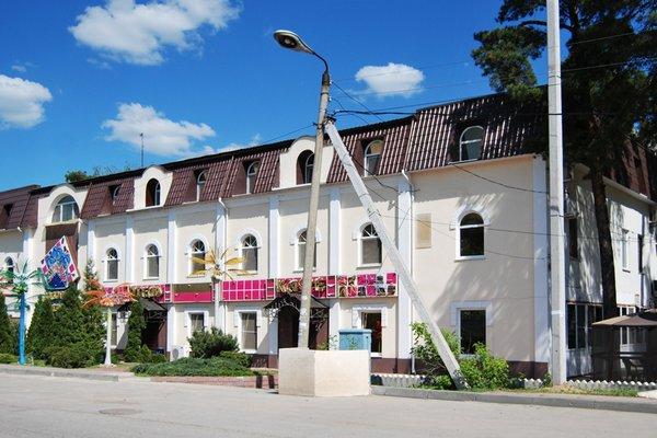 Гостиничный Комплекс Золотой Оазис - фото 23