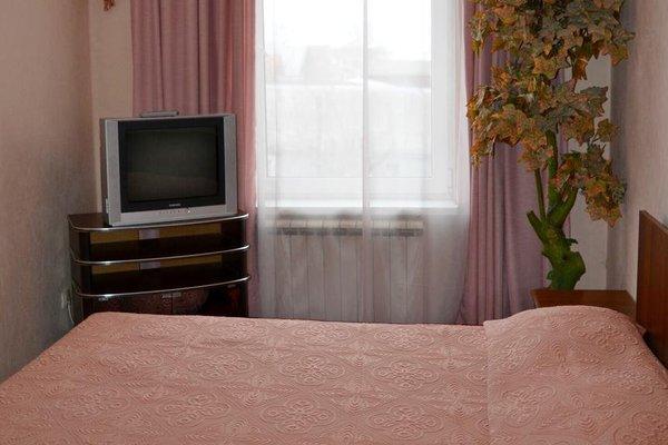 Гостиничный Комплекс Золотой Оазис - фото 6