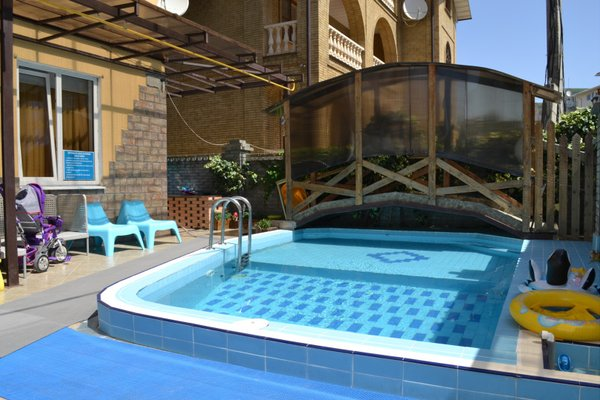 Мини-отель Ирена - фото 17