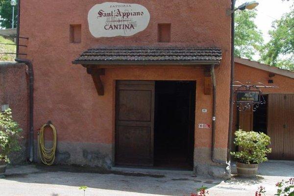 Agriturismo Fattoria Sant'Appiano - фото 22