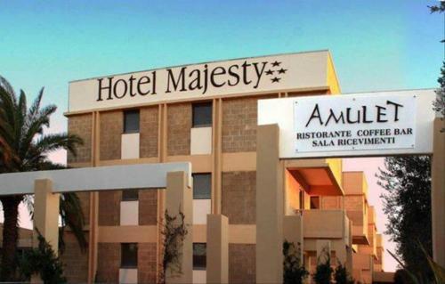 Hotel Majesty Bari - фото 19