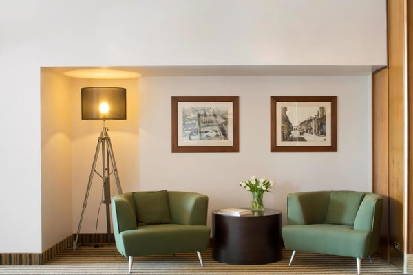 Starhotels Cristallo Palace - фото 5