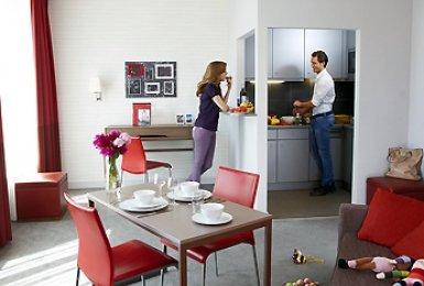 Aparthotel Adagio La Defense Courbevoie - фото 11