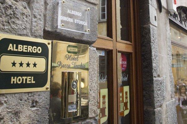 Hotel Piazza Vecchia - фото 19