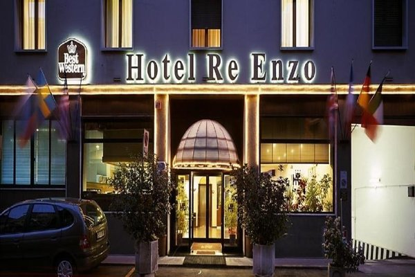 Hotel Re Enzo - фото 21