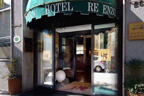 Hotel Re Enzo - фото 22
