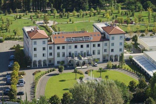 Savoia Hotel Regency - фото 18