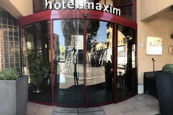 Hotel Maxim - фото 8