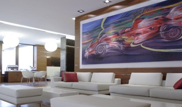 4 Viale Masini Design Hotel - фото 6