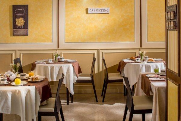 Hotel Ambasciatori - фото 9