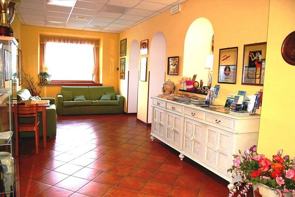 Hotel Paradiso Sul Lago - фото 14