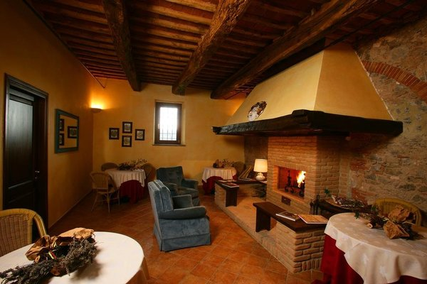 Country Villas Fattoria Le Guardiole - фото 12