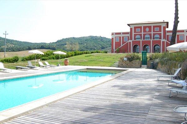 Country Villas Fattoria Le Guardiole - фото 17