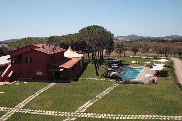 Country Villas Fattoria Le Guardiole - фото 20