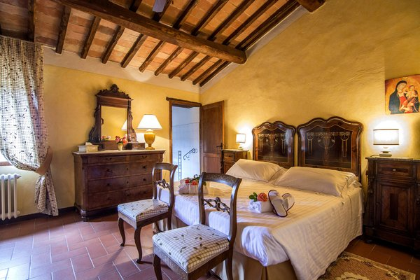 Hotel Belvedere Di San Leonino - фото 1