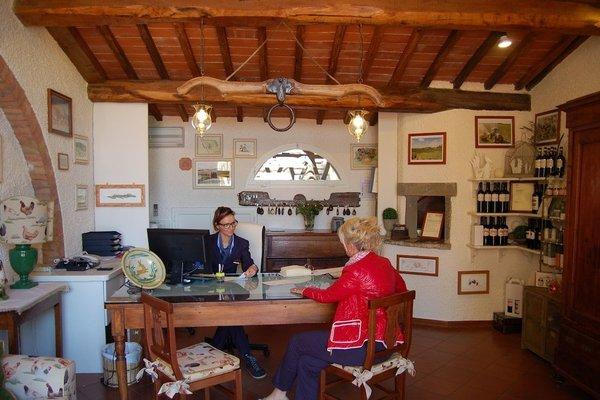 Hotel Belvedere Di San Leonino - фото 3