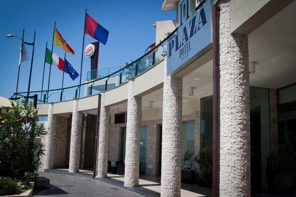 Plaza Hotel Catania - фото 22