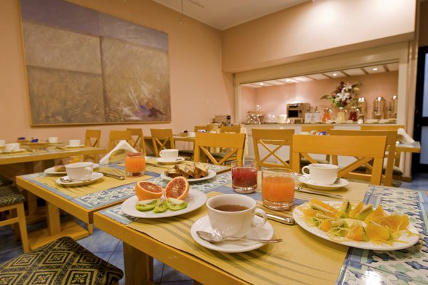 Best Western Hotel Mediterraneo - фото 13