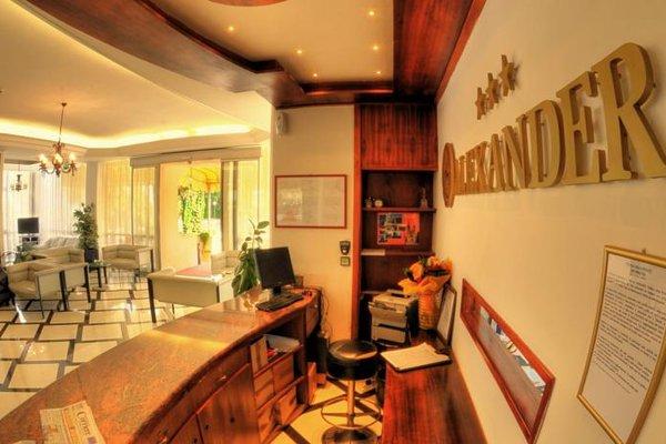 Hotel Alexander - фото 16