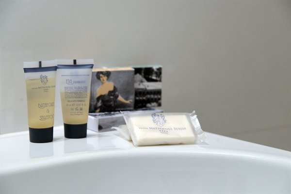 Hotel Metropole Suisse - фото 10