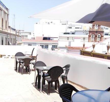 Hostel Urban Sevilla - фото 13