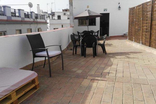 Hostel Urban Sevilla - фото 19