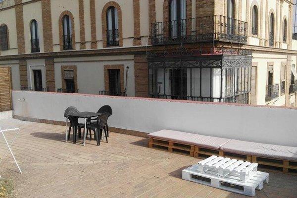 Hostel Urban Sevilla - фото 20