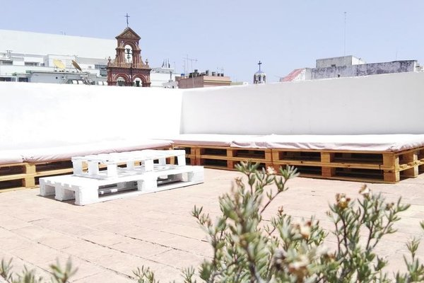 Hostel Urban Sevilla - фото 22