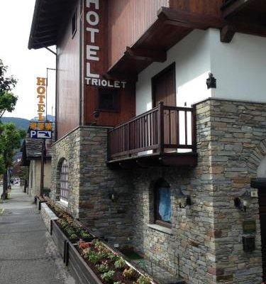 Hotel Triolet - фото 23