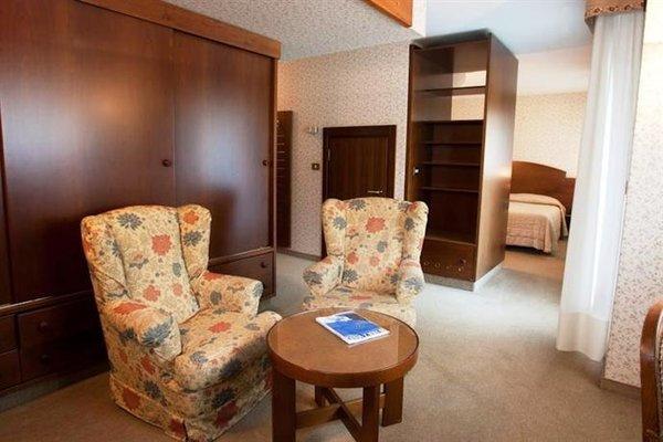 Hotel Pavillon - фото 12