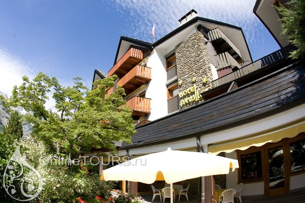 Hotel Pavillon - фото 22