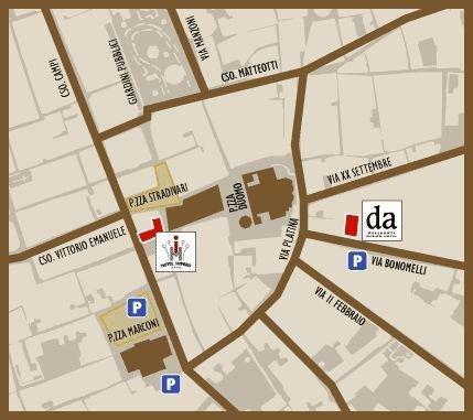 Cremona Hotels Impero - фото 13