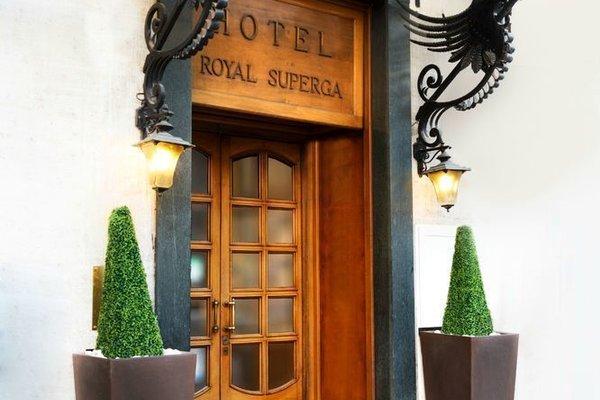 Hotel Royal Superga - фото 22