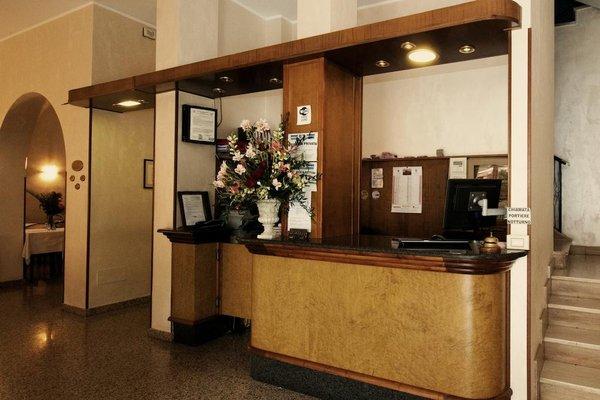 Hotel Residence Mediterraneo - фото 10