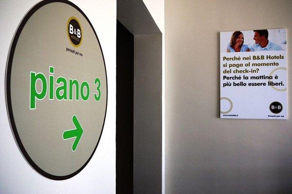 B&B Hotel Ferrara - фото 17