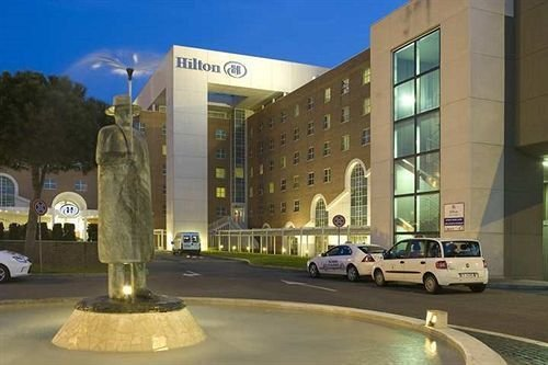 Hilton Rome Airport - фото 50