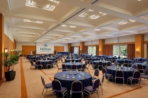 Hilton Rome Airport - фото 11
