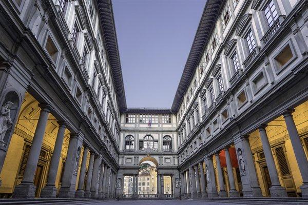 Hotel Leonardo da Vinci - фото 20