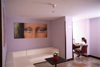 Hotel Leonardo da Vinci - фото 8