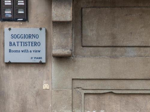 B&B Soggiorno Battistero - фото 21