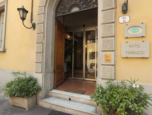 Hotel Ferrucci - фото 21