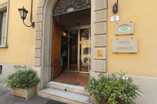 Hotel Ferrucci - фото 22