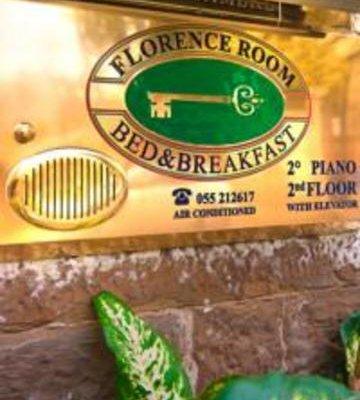Florence Room B&B - фото 13