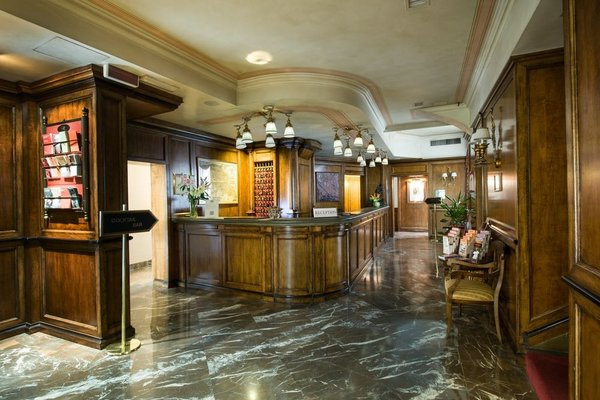 Adler Cavalieri Hotel - фото 12