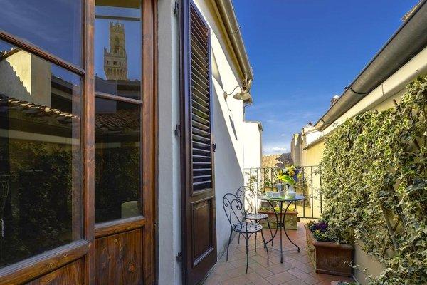 Palazzo Uguccioni Apartments - фото 21